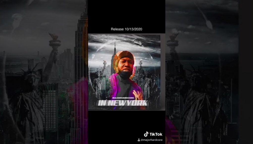 In New York By Majorhardcore