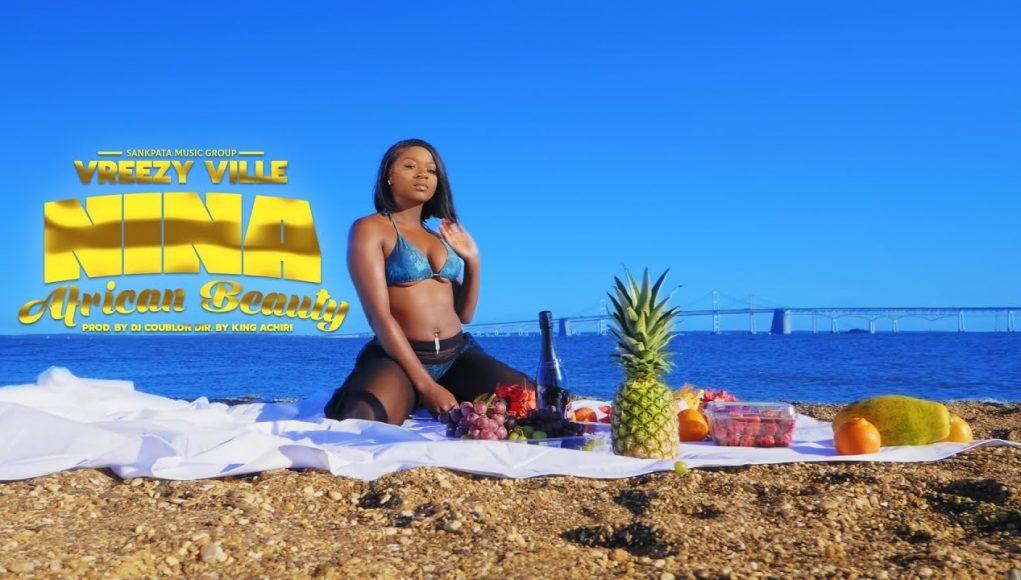 Vreezy Ville Nina (african Beauty) Official Video [dir. By King Achiri]. Prod. By [dj Coublon]