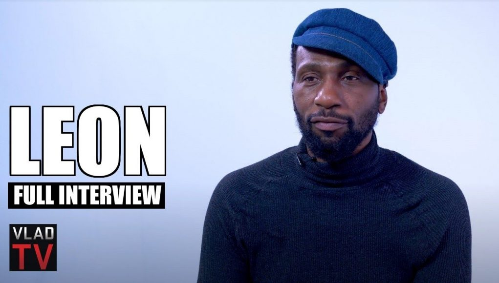 Leon On 'temptations', '5 Heartbeats', 'above The Rim' With 2pac & 40 Year Career (full Interview)