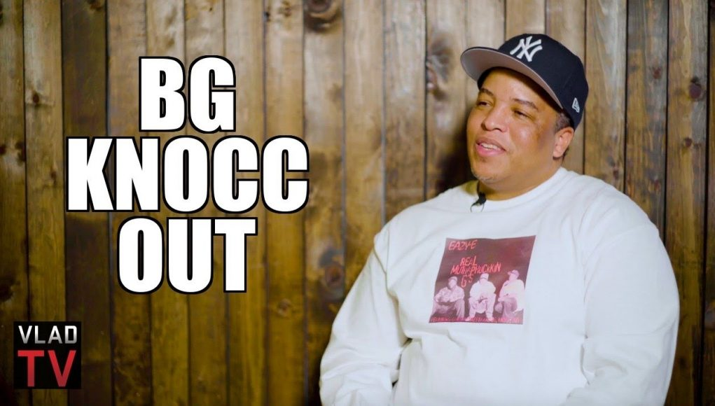 Bg Knocc Out On Seeing Suge Knight & Other Bloods Beating Up A Guy (part 13)