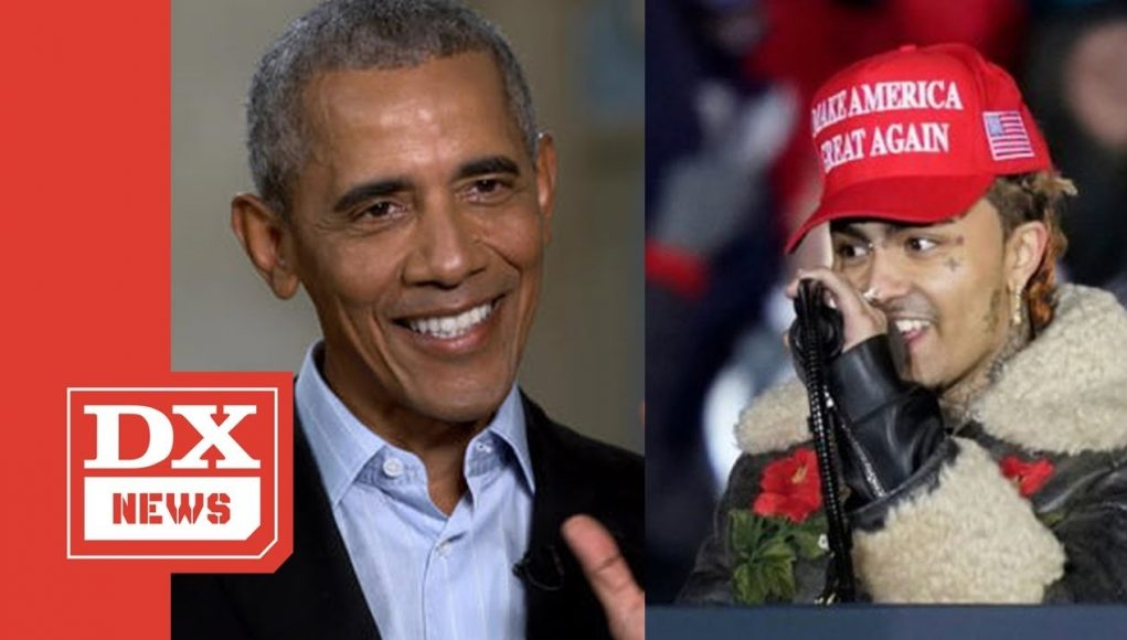 Barack Obama Addresses Rappers Who Supported Donald Trump In 2020 Election