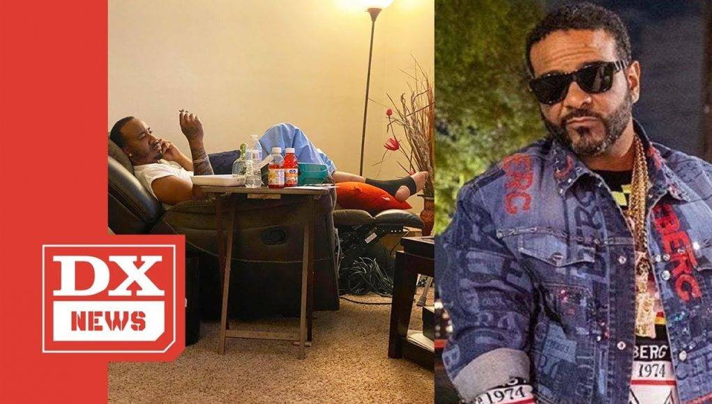 Jim Jones Reacts To Benny The Butcher Shooting With Controversial Take
