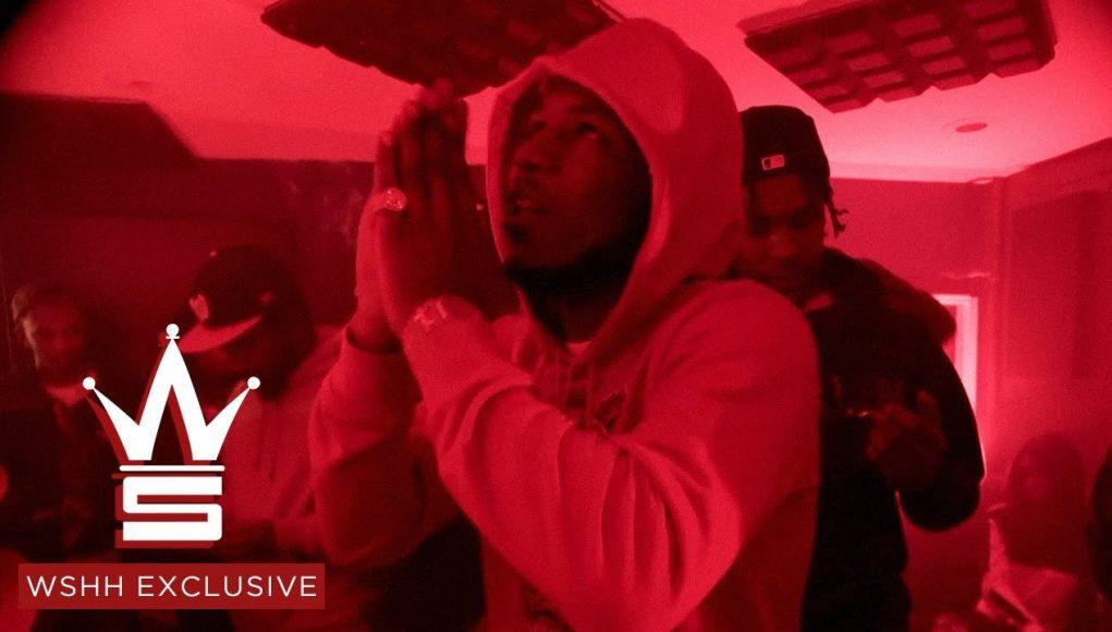 "Leeky G Bando ""mixtape Mode"" (official Music Video Wshh Exclusive)"