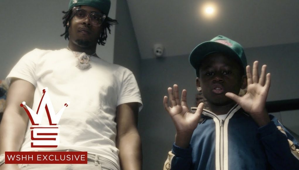 """Bouba Savage """"flight To La"""" Feat. 645ar (official Music Video Wshh Exclusive)"""