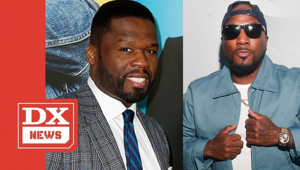 50 Cent Responds To Jeezy's Diss