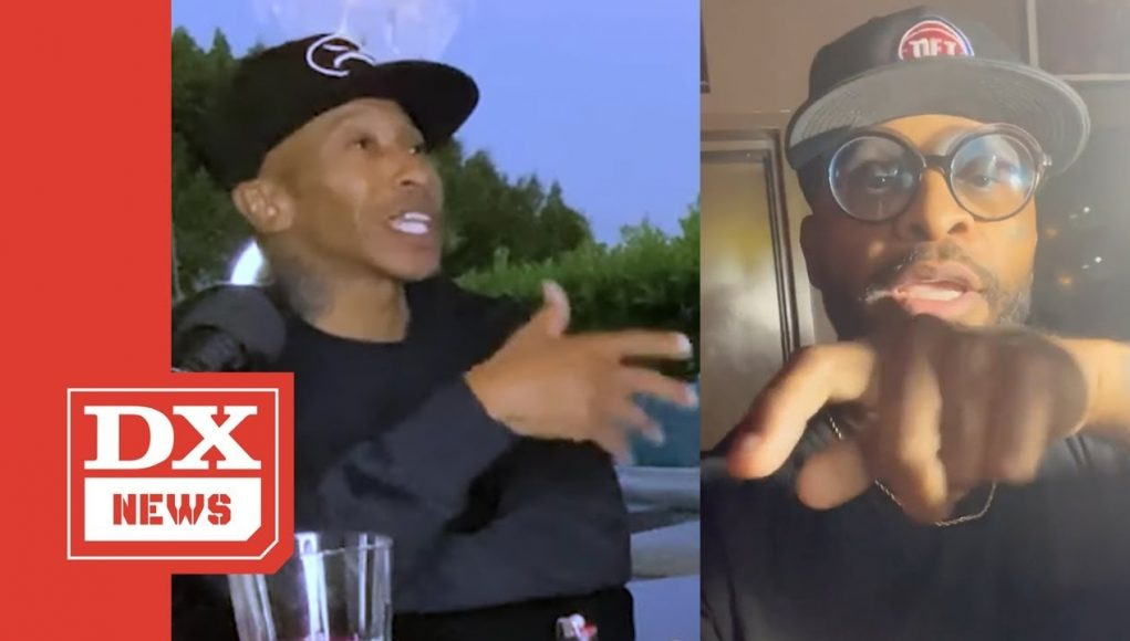 Royce Da 5'9 Warns Fredro Starr: 'there's No Reason For You To Ever Play With Me Again'