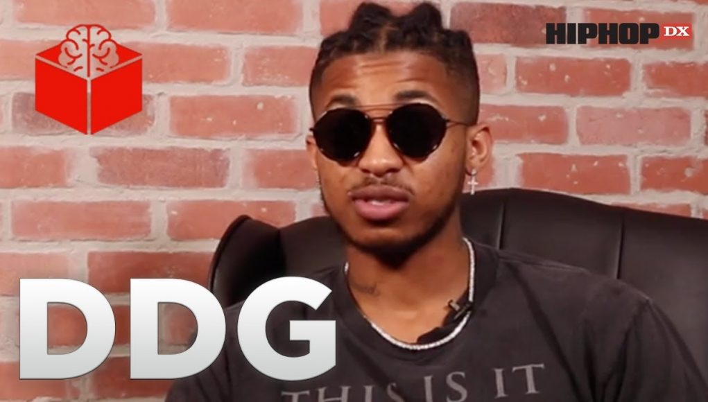 Ddg Shares First Song, First Channel, Blueface Irl & Reason He Quit Acting   Thought Box