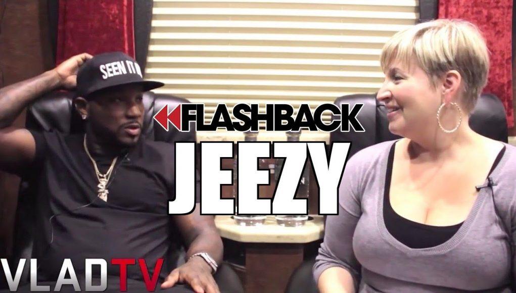 Jeezy: T.i. Talked Me Into Leaving Streets For Rap Career (flashback)