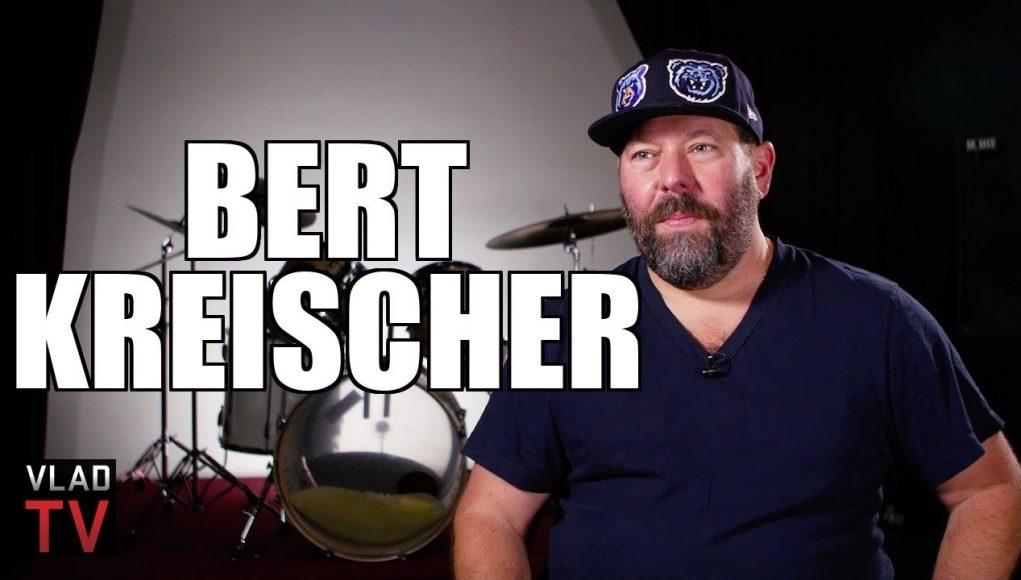 Bert Kreischer Ripped His Butt Open On A Slip & Slide, Offers To Show Vlad The Scar (part 2)