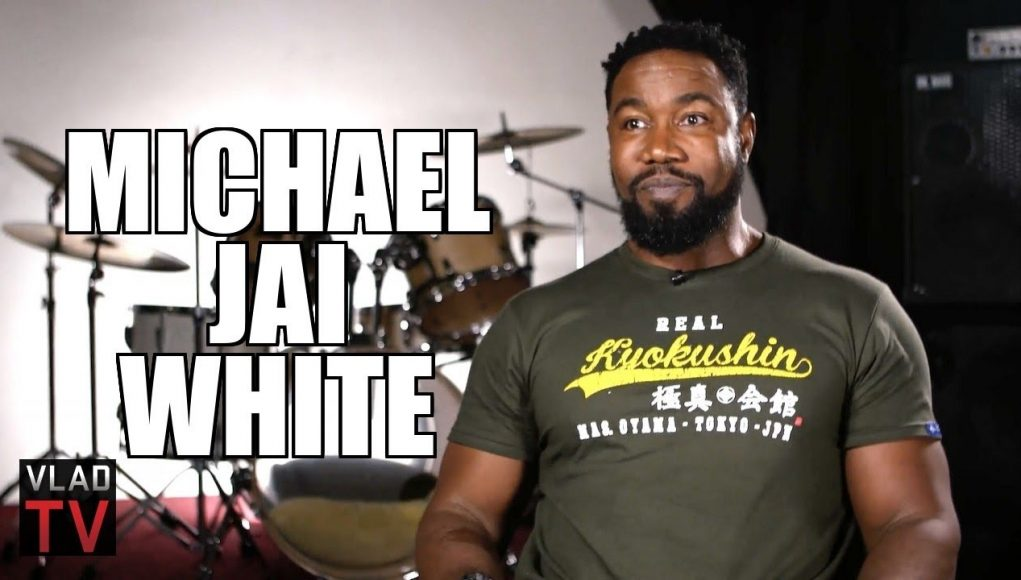 Michael Jai White Corrects Vlad: I Never Said Jamie Foxx Couldn't Play Tyson (part 16)