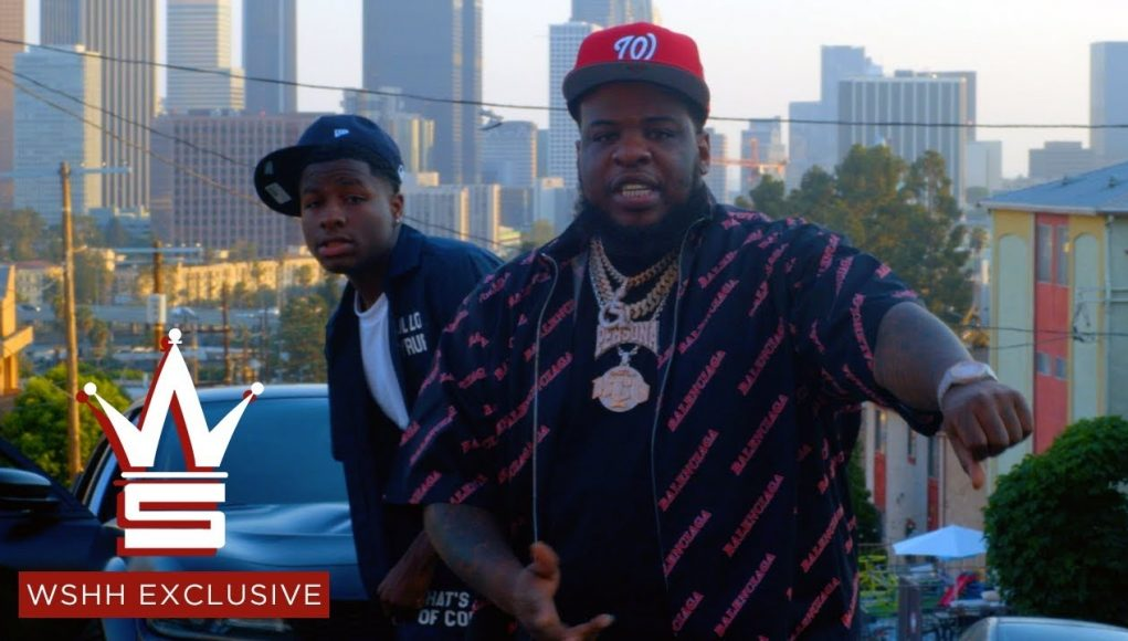 """Guapo And Maxo Kream """"balenci's And Dickies"""" (official Music Video Wshh Exclusive)"""