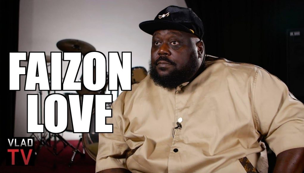 Faizon Love Reacts To Leon's Story About The Night Of 2pac's Murder (part 15)