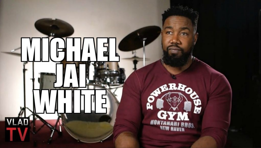 Michael Jai White On Mike Tyson Stepping To Him, Squaring Off (part 11)