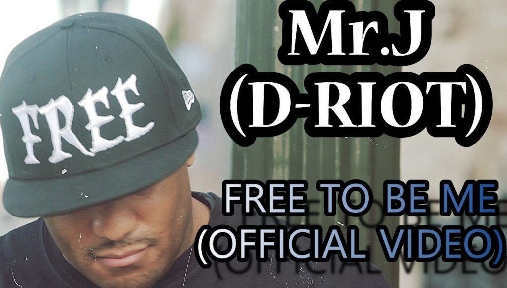 Mr.j (d Riot) 'free To Be Me' [official Video] Visual By Peterpromo