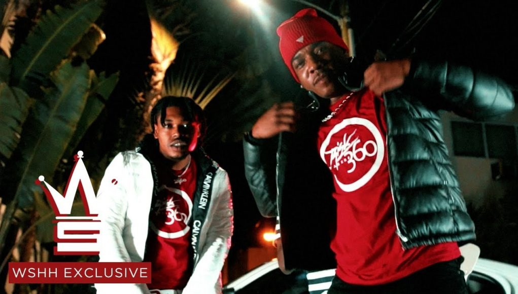 "Bbe Aj X 360rondo X 360nine ""t.o.b"" (official Music Video Wshh Exclusive)"