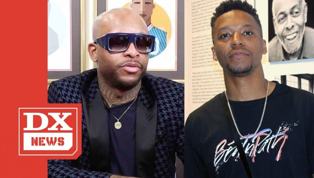 Lupe Fiasco Warns Royce Da 5'9: 'eminem Getting You In Trouble'