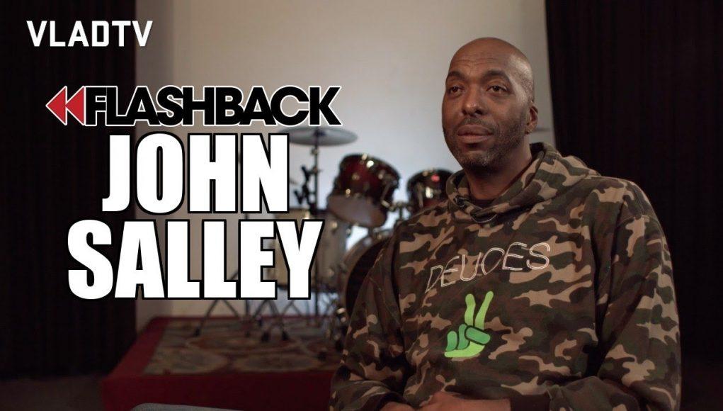 John Salley On Friend Len Bias Dying From Coke 2 Days After Celtics Draft (flashback)