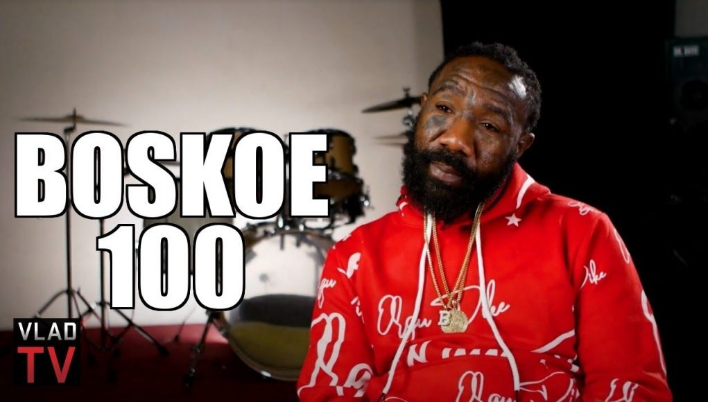 Boskoe100 & Vlad Argue Over Young Buck's Vladtv Interview About Trans Situation (part 2)