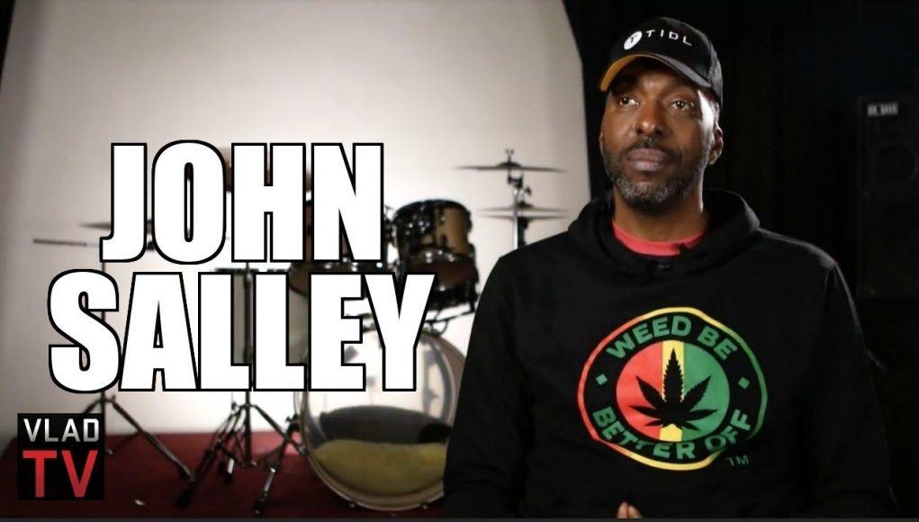 John Salley & Vlad Debate Why Rappers Decline As They Get Older (part 22)
