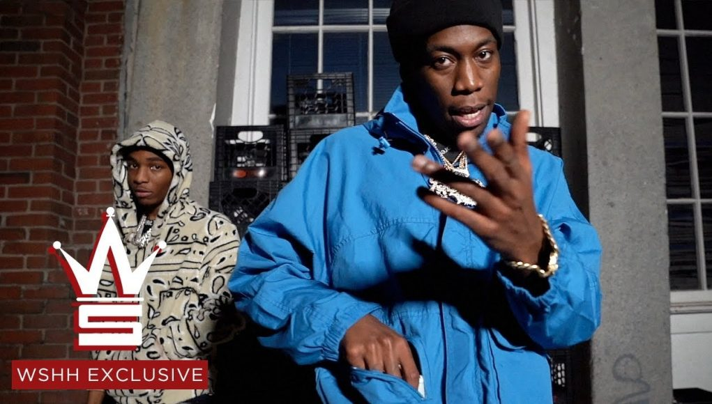 """Shawny Binladen """"whole Lotta Wickery"""" Feat. Bizzy Banks (official Music Video Wshh Exclusive)"""