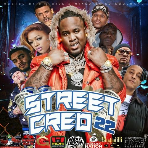 Big Will Presents Street Cred Vol 22 Radio Mix Dj Koolhand 1 By Studio 816.jpg