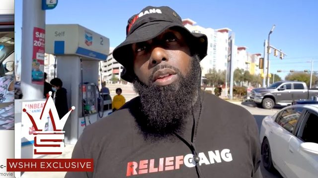 trae tha truth x relief gang help 300 texas families weather the storm