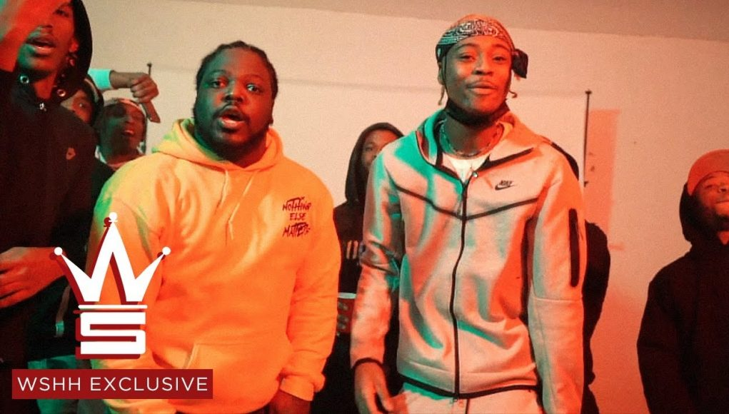 bankroll buna feat. omb jay dee puff it & pass (official music video)