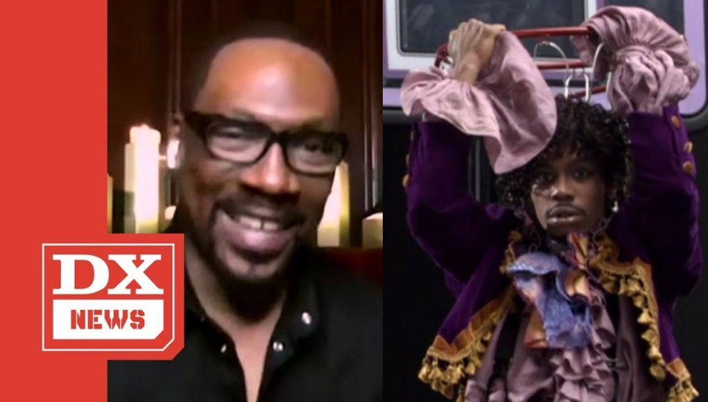 eddie murphy adds his version of dave chappelle's infamous prince basketball charlie murphy story