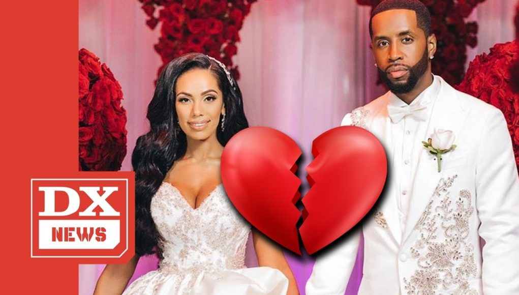 safaree says getting married to erica mena was the biggest mistake of his entire life and divorces