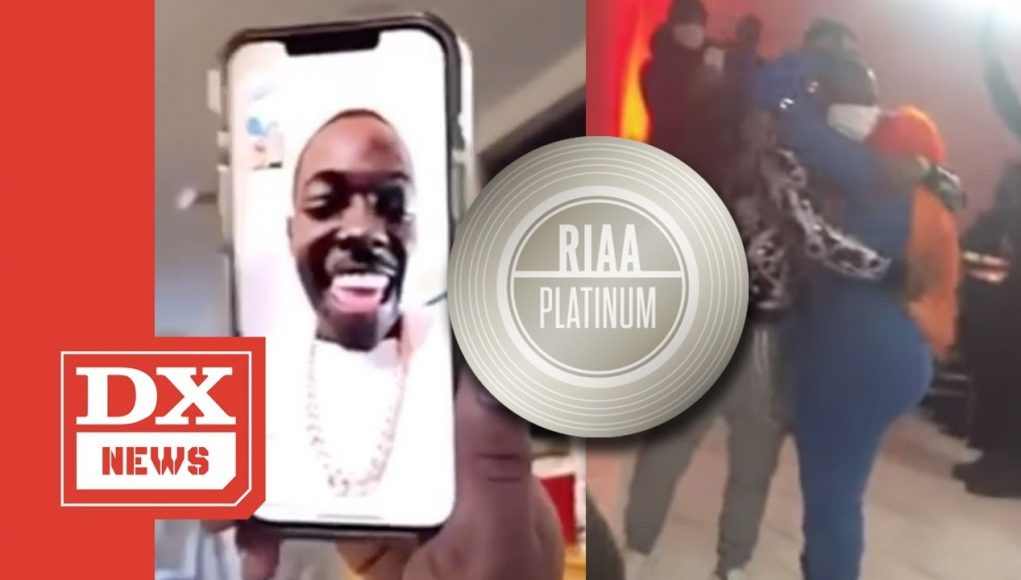 "bobby shmurda ""hot n****"" goes 5x platinum as soon as he gets out of prison"