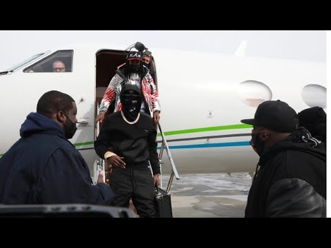 bobby shmurda released from prison after serving 6 years and 2 months. quavo sent a jet for him.