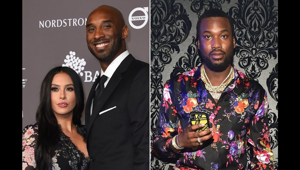 meek mill disses kobe bryant w/ insensitive lyrics then apologizes to his wife after he gets roasted