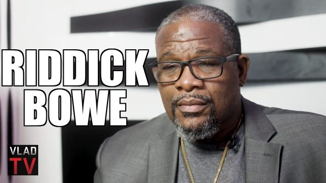 riddick bowe on getting robbed by lennox lewis for gold medal in olympics (part 3)