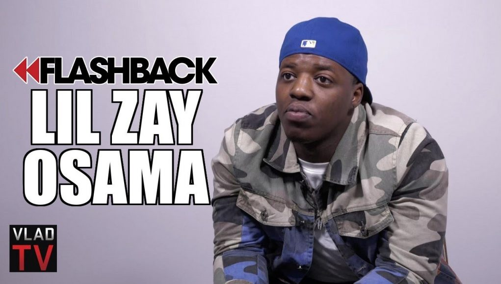 lil zay osama would do a song with tekashi even though he snitched (flashback)
