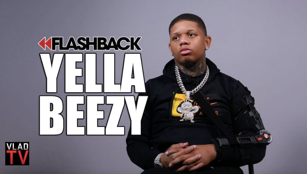 yella beezy details his car getting shot 23 times, 4 bullets hitting his body (flashback)