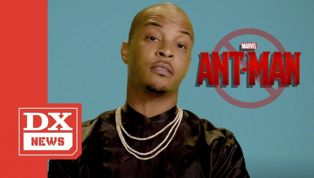 """marvel studios cut ties with t.i. for """"ant man 3"""" movie amid sexual abuse allegations"""
