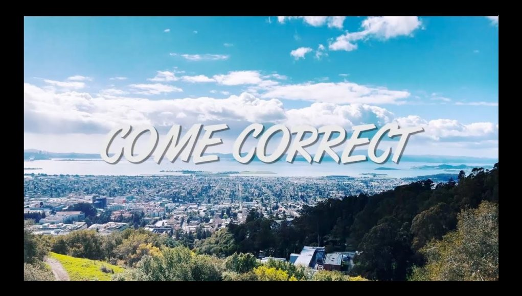 upcoming rap artist from bay area, california saavi come correct official music video