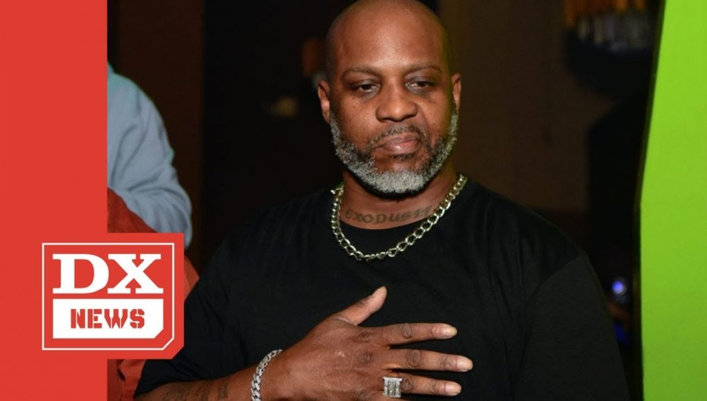 dmx is currently hospitalized and in grave condition following near fatal drug overdose