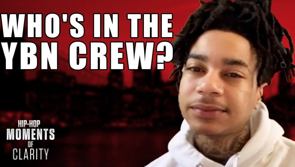 ybn nahmir on who's still in the ybn crew and more | hip hop moments of clarity