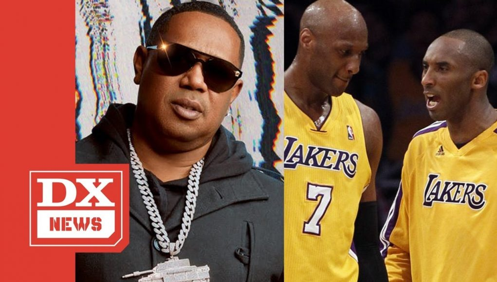 master p allegedly nearly fought kobe bryant until lamar odom stepped in