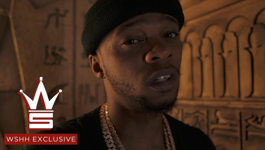 papoose sticks & stones (official music video)