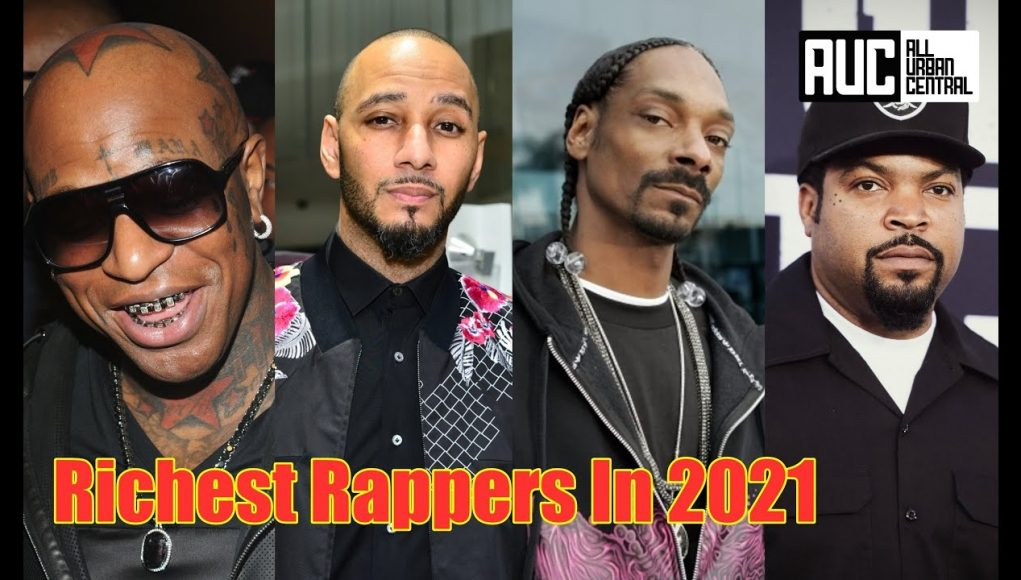 20 richest rappers in hip hop 2021 edition