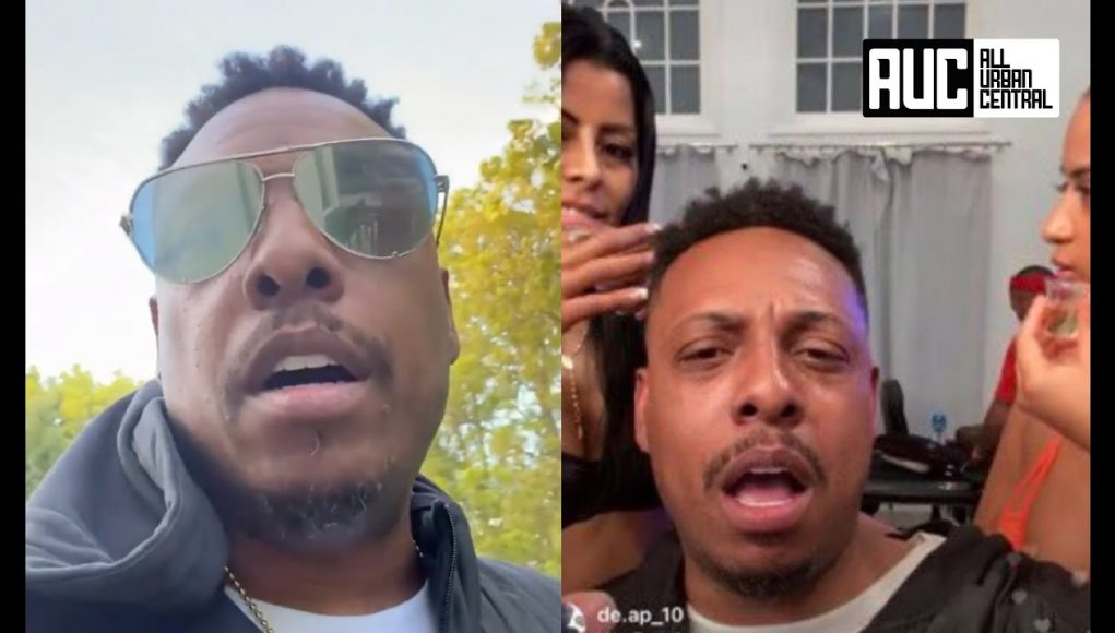 paul pierce responds after getting fired from espn for living his best life with exotic dancers