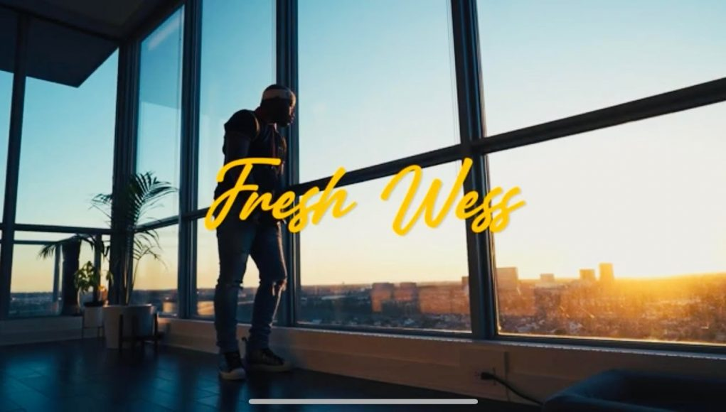 fresh wess i gave you (official music video)