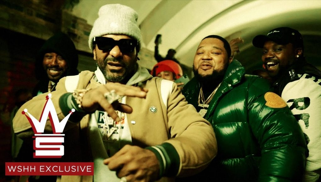 dyce payso feat. jim jones trapmares (official music video wshh exclusive)