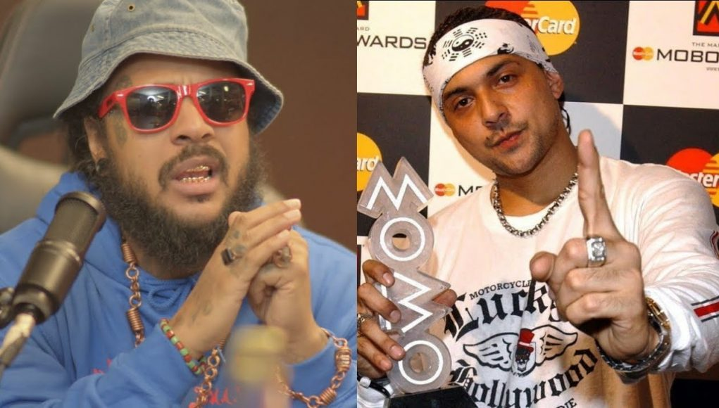 sean paul on the reggae sean paul forcing him to change his name