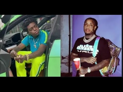 southside tells kodak black that they can meet up and bump bout 'caresha' aka yung miami.